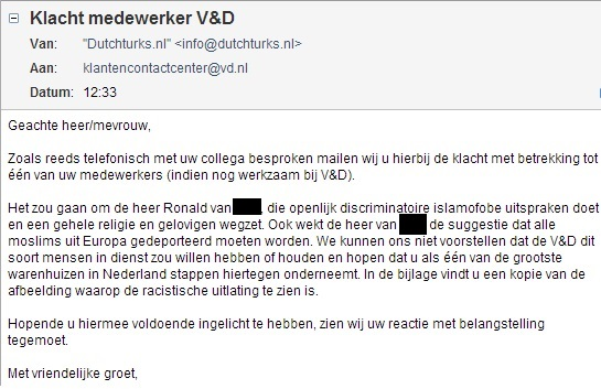 Mail VD