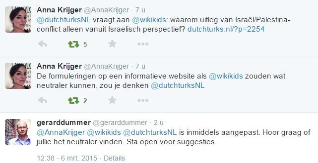 Gerard Dummer Tweet