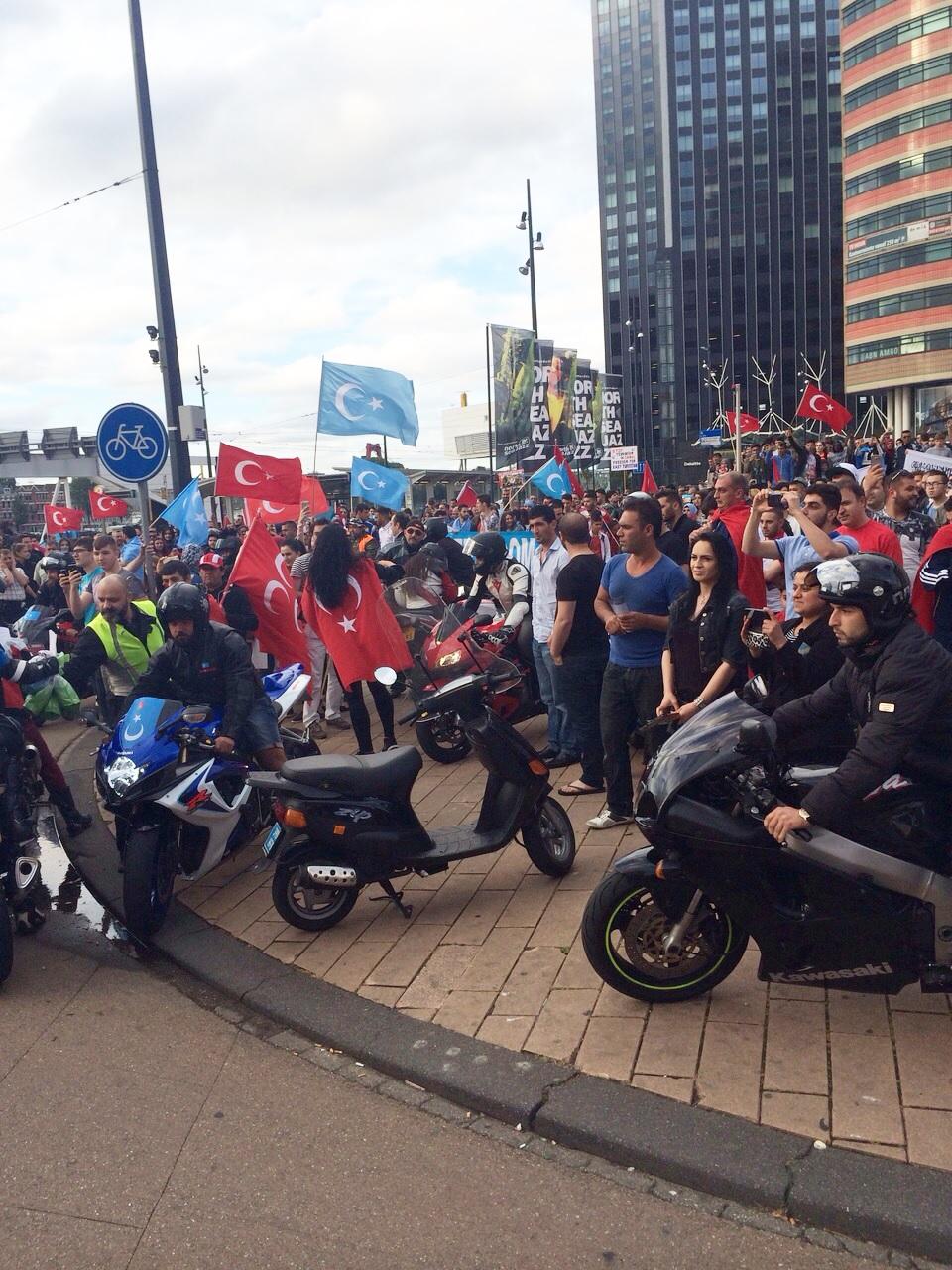 Demo Rotterdam 4