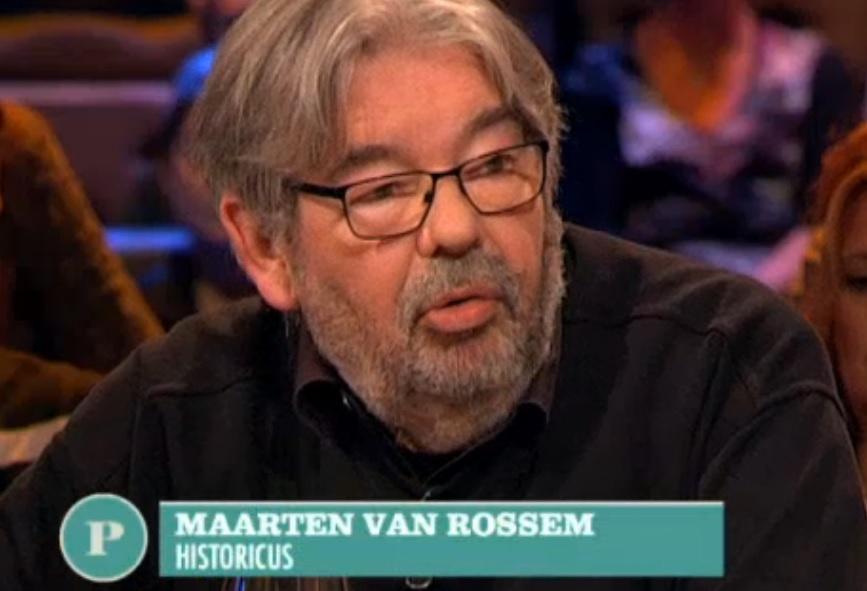 """Maarten van Rossem: """"Amerika heeft het monster ISIS ..."""