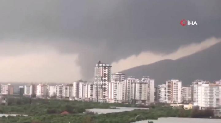 Antalya Tornado