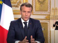 Macron CCIF Frankrijk