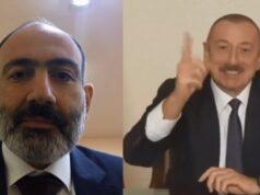 Armenië, Azerbeidzjan, Pashinyan, Aliyev