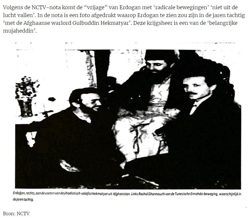 Hp de Tijd Hekmetyar Erdogan